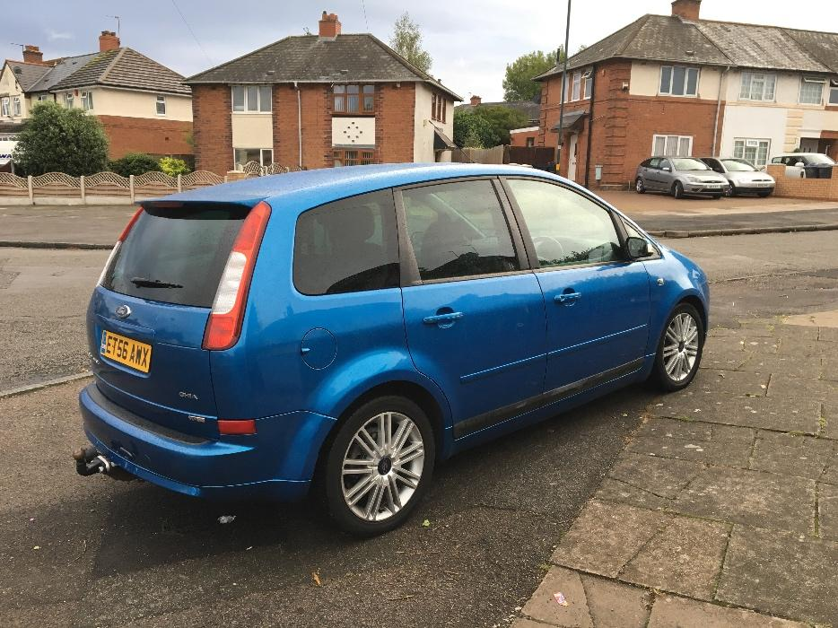ford focus c max 1 6 tdci auto full leathers front and rear parking sonsers other dudley mobile. Black Bedroom Furniture Sets. Home Design Ideas