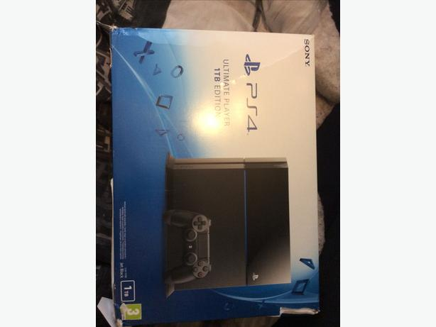 PS4 1TB (NEW) 1 Controller