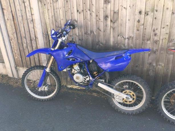 YZ 85cc Big wheel