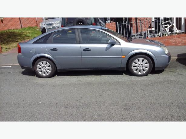 vauxhall vectra 53 plate