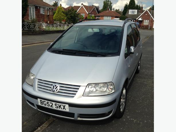 VW Sharan 1.9 Tdi Sports 2003