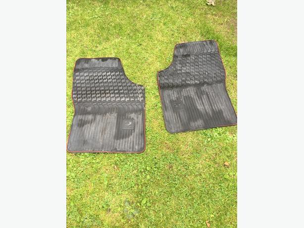 Vauxhall mats