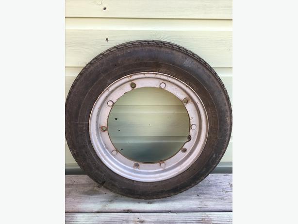 Vespa wheel/tyre