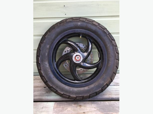 Piaggio Typhoon wheel/tyre