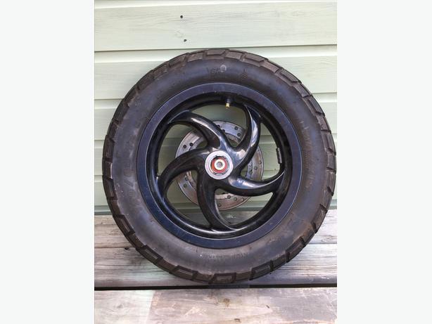 Piaggio Typhoon wheel/tyre