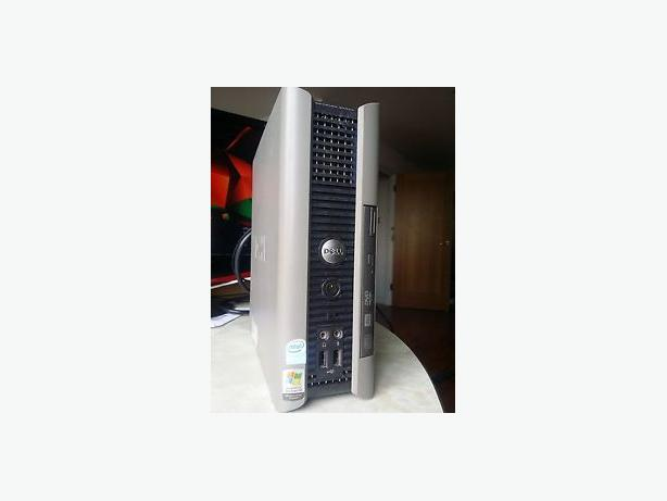 Dell optiplex Gx 620 usff computer