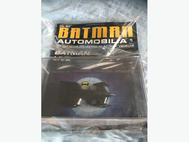 batman automobilia issue 80