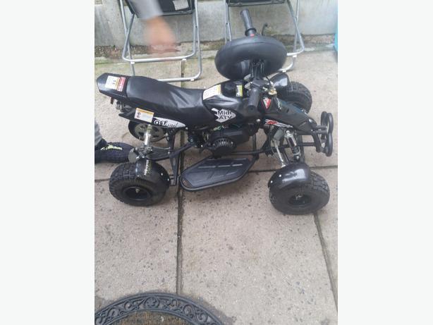 mini atv quad 49cc