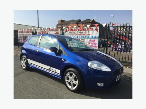 FIAT GRANDE PUNTO 1.4 ACTIVE SPORT 2007 **LOW 65,750 MILES *2 OWNERS