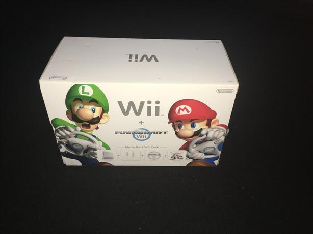 Nintendo Wii (+ MarioKart Wii Pack)