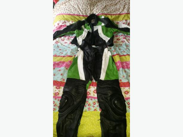 motorbike clothing and footwear