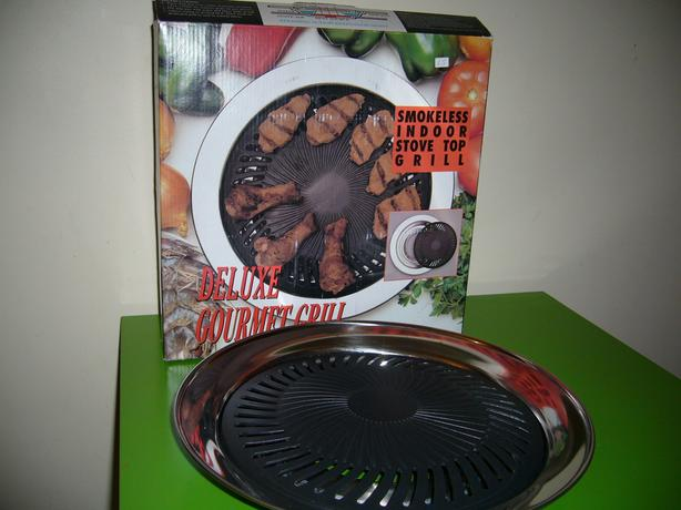 Deluxe Gourmet Grill