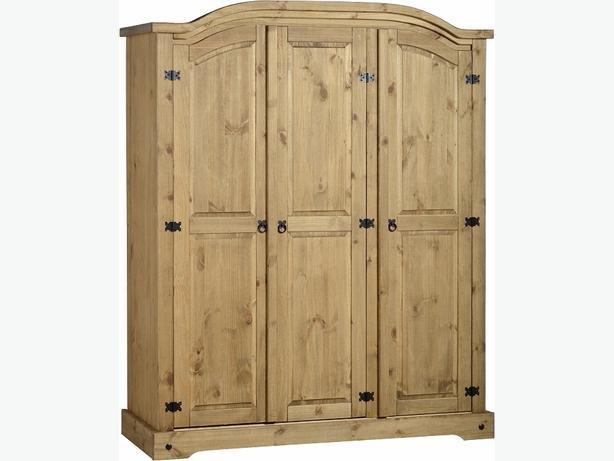corona solid wood bedroom furnature