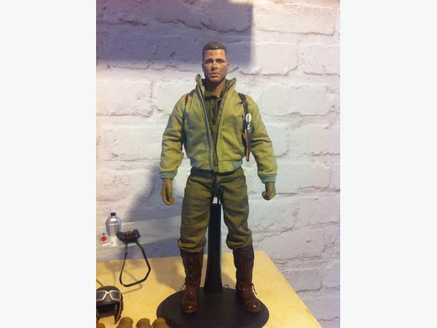 1/6 custom figures Hottoys