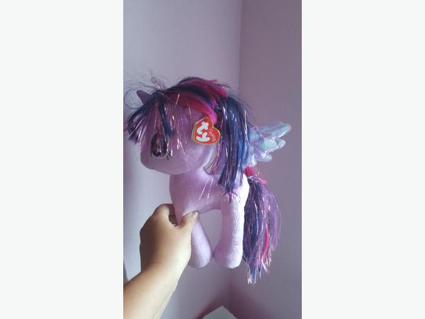 3 my little pony teddys large