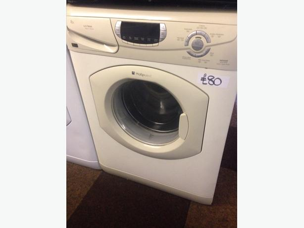 HOTPOINT WASHING MACHINE SUPER SILENT 6KG...
