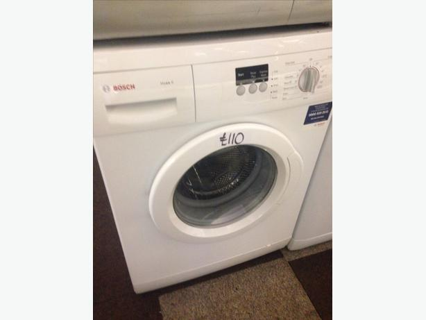 BOSCH WASHING MACHINE MAXX6 6KG...