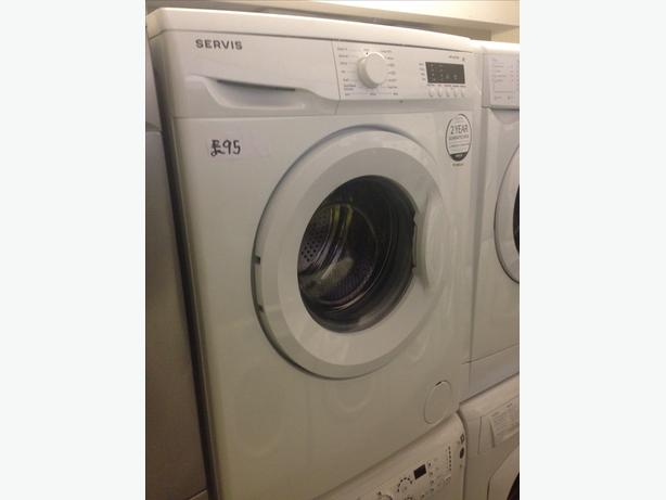 SERVIS WASHING MACHINE 6KG3