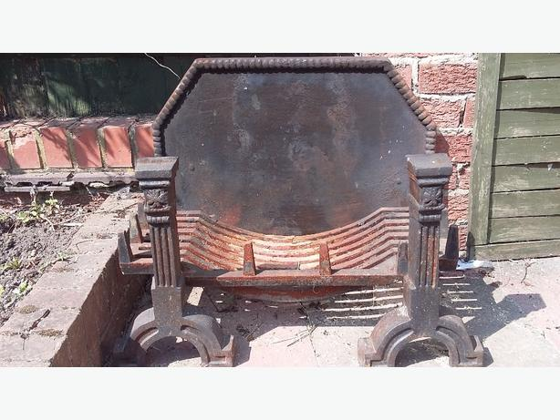 Cast Iron Fire