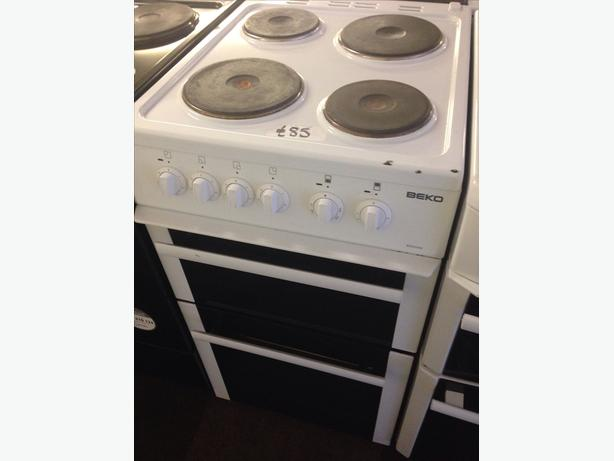 PLATED TOP BEKO ELECTRIC COOKER001