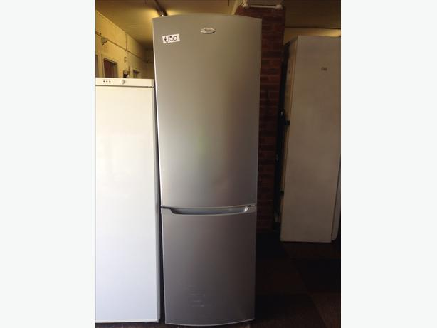 WHIRLPOOL FRIDGE FREEZER 3 DRAWS2