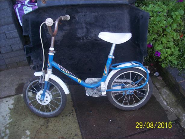 "Childs 12"" Bike"