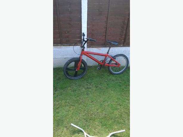 bmx bikes and parts