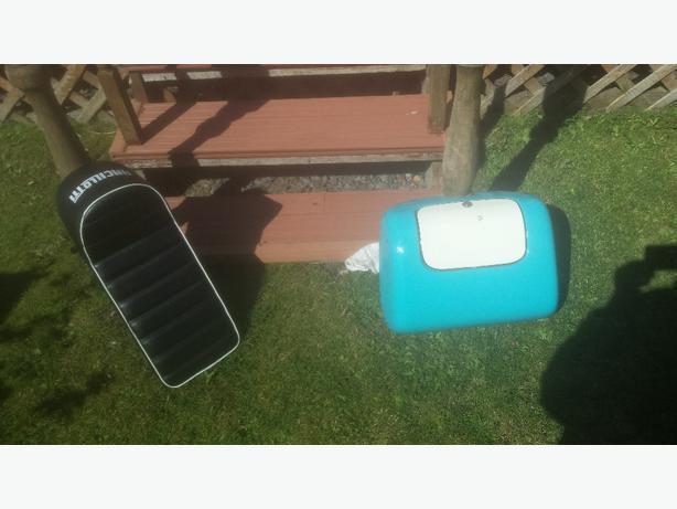lambretta ancillotti seat and legshield toolbox