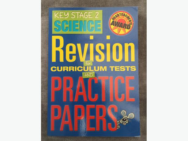 KS2 Science Revision Book
