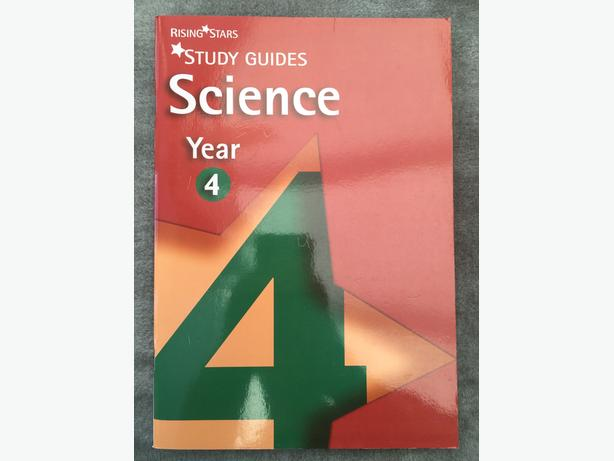 Year 4 Science Study Guide