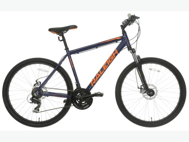 Raleigh Nova Mountain Bike (£329 RRP)