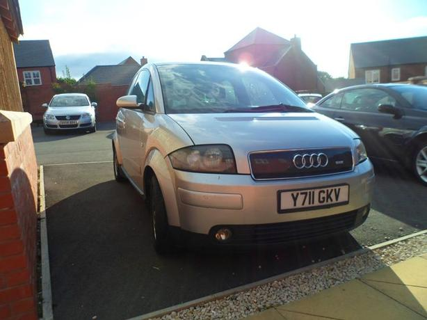 Audi A2 1.4 Tdi Diesel £30 a Year to Tax