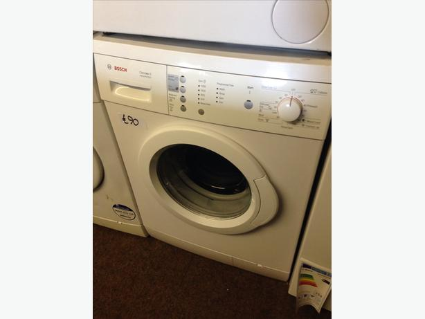 BOSCH CLASSIXX 6KG VARIO PERFECT WASHING MACHINE0