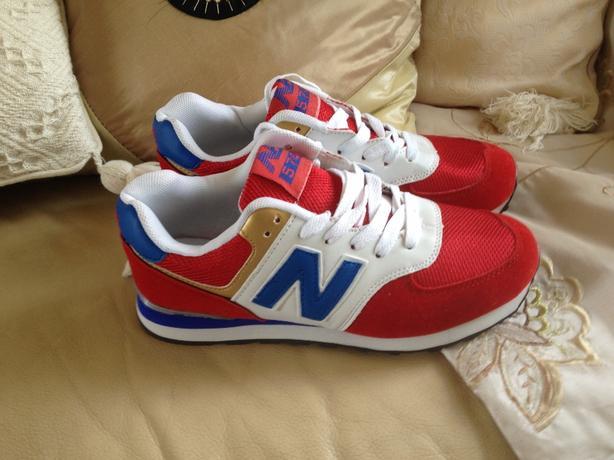 Nike hurache& NB size 5 new