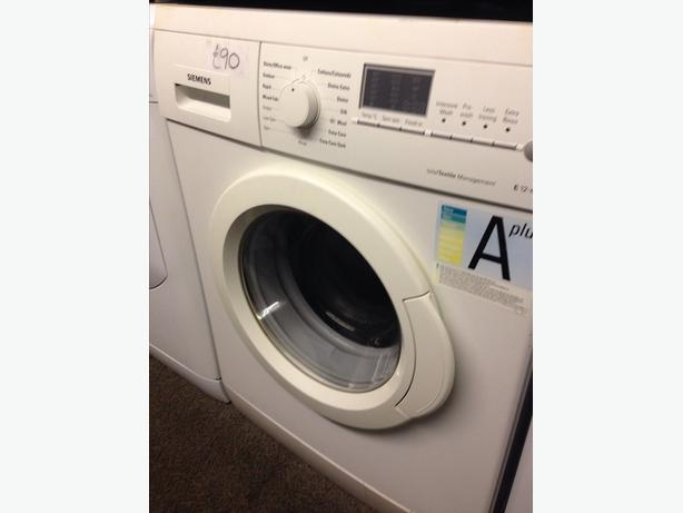 SIEMENS WASHING MACHINE 6KG 1200 SPIN00