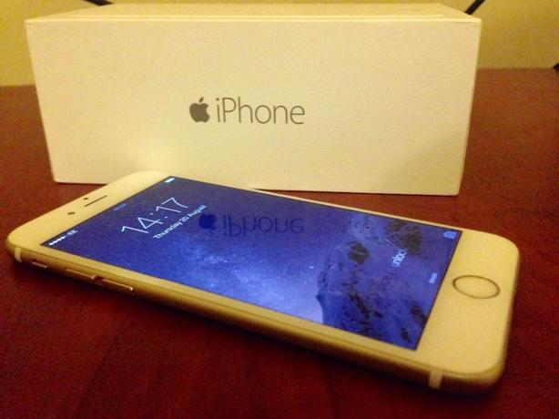 iphone 6 64gb gold all network unlocked!