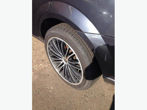 alloy wheels mondeo mk3