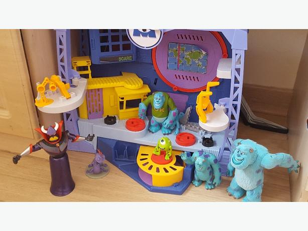 monster Inc bundle