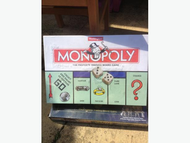 MONOPOLY BRAND-NEW UNOPENED