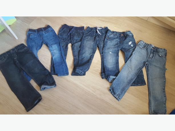 Boys jeans bundle 4-5years