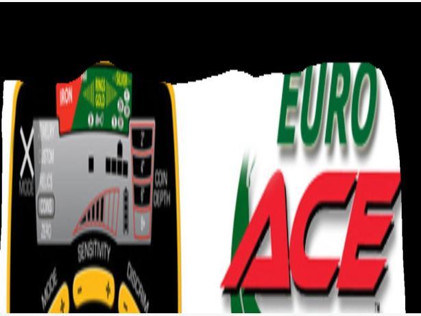 euroace 350 metal detector