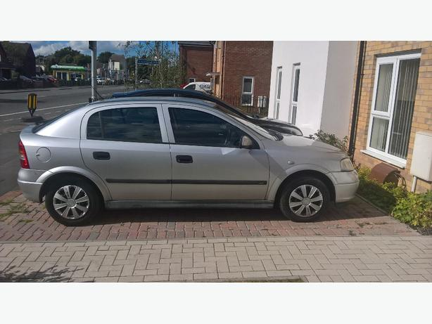 **Only 60,000 miles** astra club (quick sale)