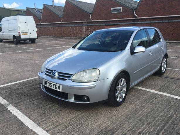 Volkswagen Golf  2.0  GT TDI diesal, 5dr, 6 speed, long mot