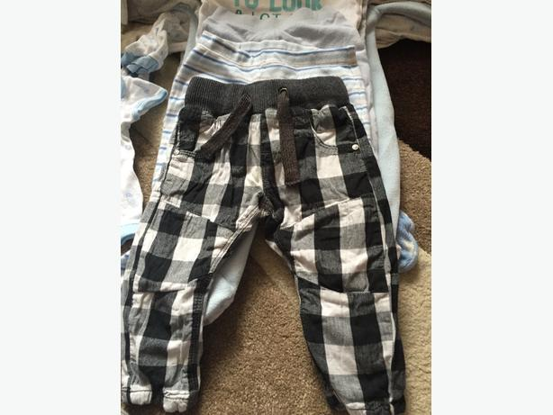 3-6 clothes for baby boy over 30 items