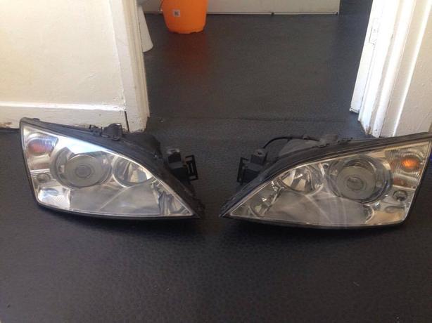 mondeo mk3 xenon head lights