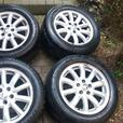 Wheels & Tyres for Jaguar S Type