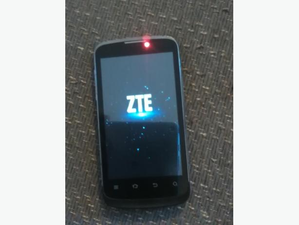 Zte Android phone on virgin