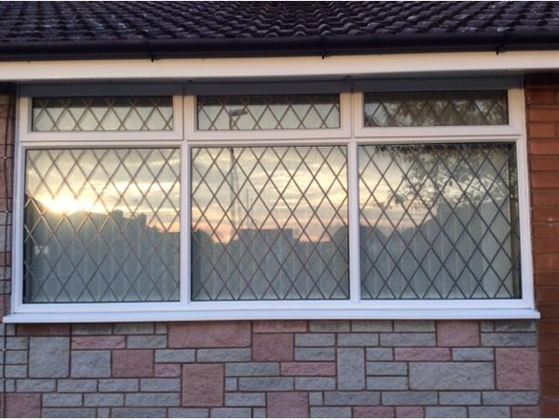 UPVC double glazed windows 2 available