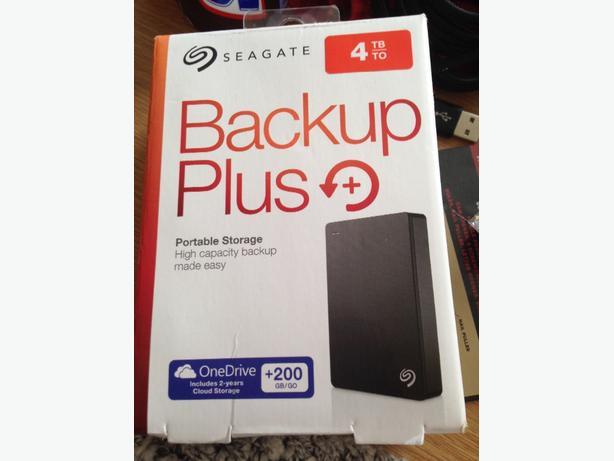 backup plus 4tb