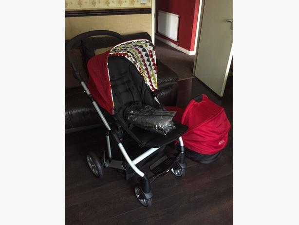 Mamas & Papas Pixo Travel System